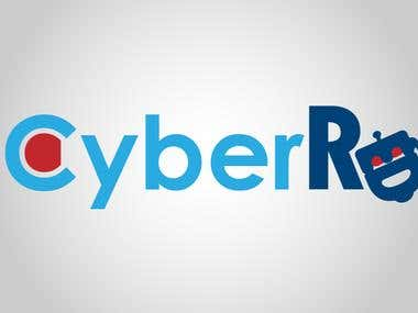 CyberRED Logo Design