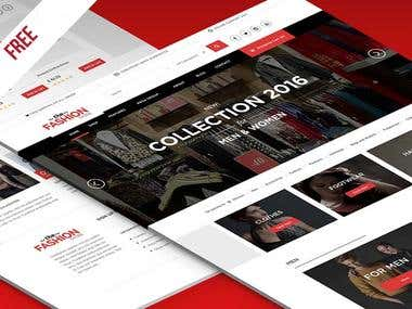 WordPress WooCommerce Theme Development