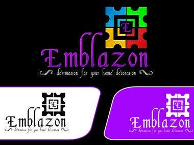 Logo for Emblazon