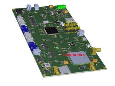 HIGH SPEED HSDPA GPS BOARD