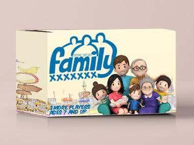 Family XXXXXXX game box (TRY)