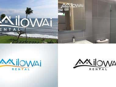 Milowai Logo and branidng