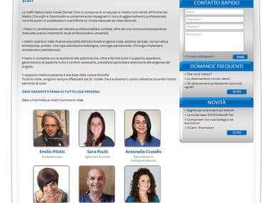 Web design - Viziale - Italy