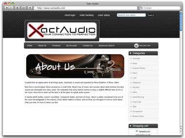 XactAudio