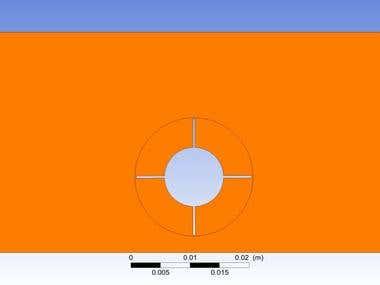 ANSYS 6DOF wind turbine