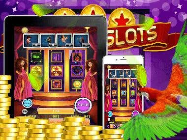 Golden Macaw Slot