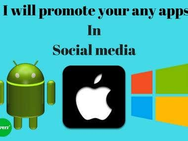 Apps promotion