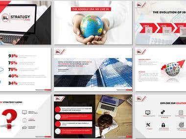 Sales ppt design