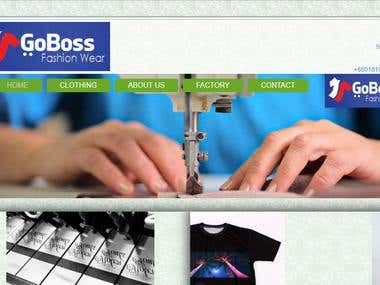 Go Boss Fashion Wear