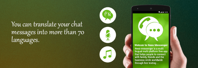 Neeo Mobile Application