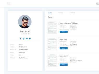 Webapp - Billing Portal