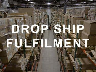 DROP SHIPPING AND FULFILLMENT