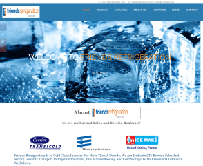 website with Services Managment system