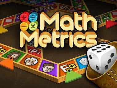 MathMetrics - Educational Game