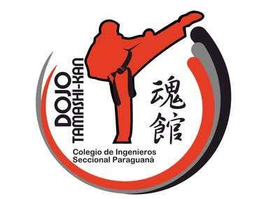 Diseño de Logotipo / Dojo Deportivo / 2017
