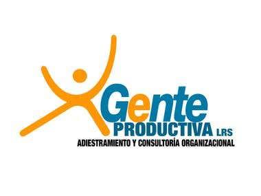 Diseño de Logotipo / Asesorias Gente Productiva / 2014