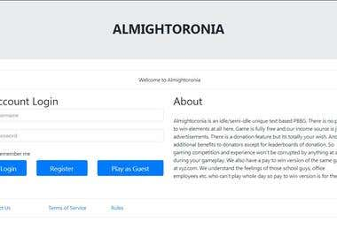 Almightoronia