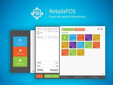 RetailPOS (UI) - Point of Sale Sofware