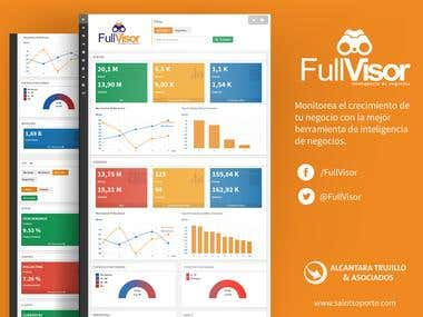 FullVisor - Web Design