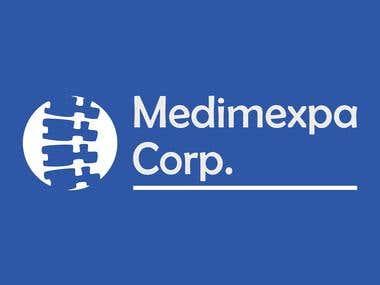 Medimexpa - Logo Design