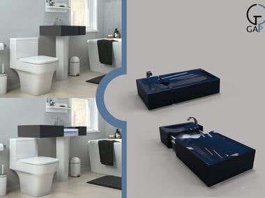 Washbasine design