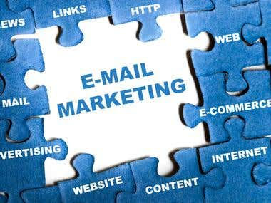 I will collect targeted email list .