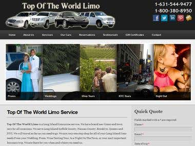 Top of the World Limo