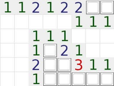 Simple Minesweeper For Android & iOS
