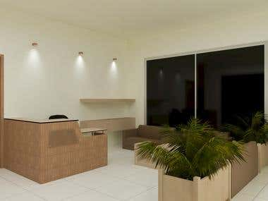 Interior 3D Renderings 1