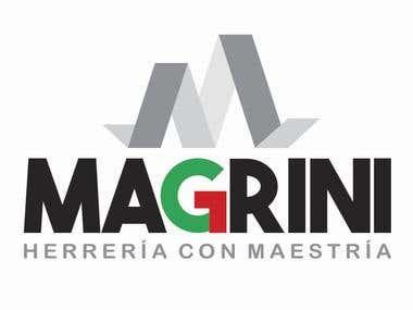 Diseño de Logotipo / Herrerias Magrini / 2017