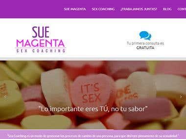 Sue Magenta