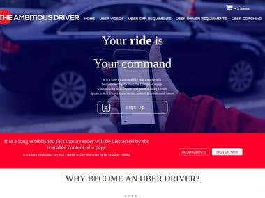 The Ambitious Driver