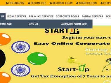 Online Corporate