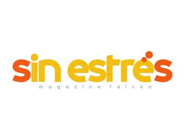 Diseño de Logotipo / Editorial Sin Estrés / 2010