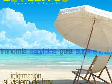 Flyer Para Medios Digitales / 2010 / Editorial Sin Estrés