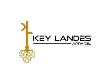 Key Landes Apparel Logo