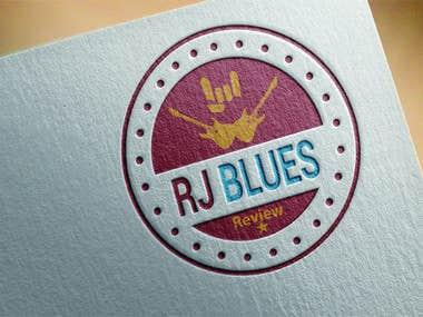 Rock band logo design