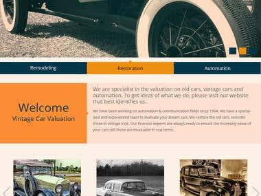 Vintage Car Valuation