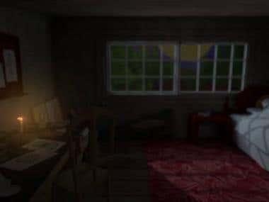 Insomnio 3D ShortFilm