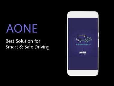 AONE - Safe Driving Partner