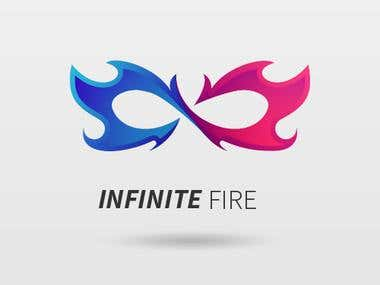 Ifinite fire Logo