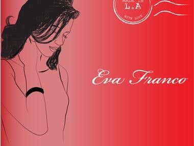 Logo for Eva Franco