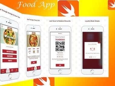Restaurant- iOS App