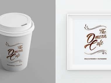 Logo for Cafe and Restaurant