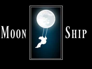 Logo- Moonship