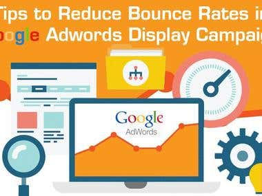 5 Tips to Reduce Bounce Rates in Google AdWords Display