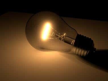 Bulb Modeling