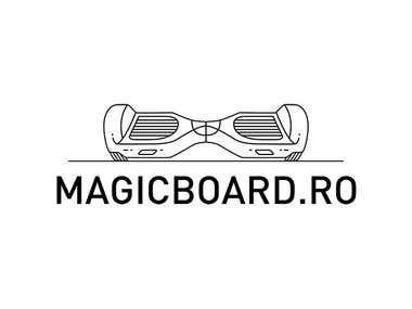 MagicBoard.ro - eCommerce
