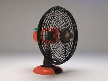 Fan Modeling