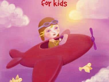 Amelia: Children's book cover